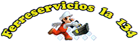 Ferreservicios la 134. Servicio a domicilio Plomería, Cerrajería, Electricidad, Ferretería, Reparación.